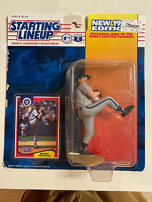 Starting Lineup Randy Johnson 1994 action figure....Seattle Mariners Seattle Mariners Action Figure