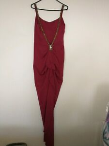 Evening gown size medium purchased from Duchess