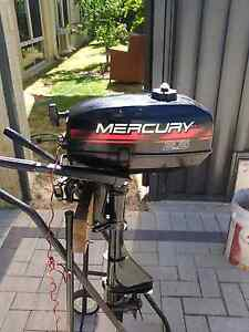 Outboard motor runs great Landsdale Wanneroo Area Preview