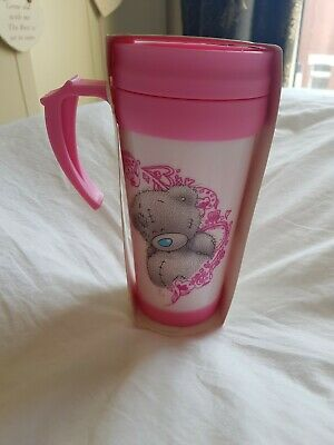 Me To You Tatty Teddy Pink Bear Cute Travel Cup Keep Cup Mug New in Packaging