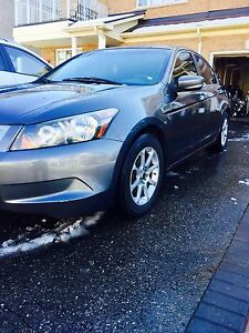 2008 HONDA ACCORD- AUTOMATIC- $4700