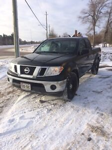 2009 Nissan Frontier XE,  RWD, manual