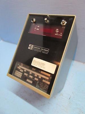 Scientific Columbus 312p-10-r-dd Jem Watthour Varhour Demand Meter .08333