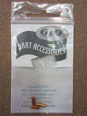 Savers Replacement Accessorji 40pcs Plastic Dart Flights Protectors