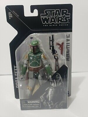 Star Wars The BLACK SERIES Archive Collection - BOBA FETT