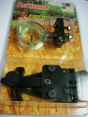 - GWS PRO HUNTER MICRO BOW SIGHT NEW >> SEE ALL 6 Pic's - Archery - Bows - Arrows