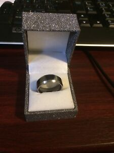 Perfect for your Valentine Men's Ring