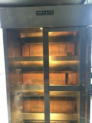 Restaurant Equipment Pre-owned American Range Seven Spit Rotisserie