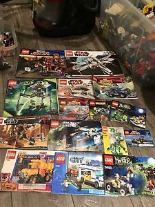 17 Pounds of Lego - Star Wars, Indiana Jones & more