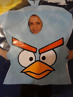 PMG Costume Child Standard One Size Angry Birds Space Ice Bird Halloween Costume (Ice Bird Halloween Costume)