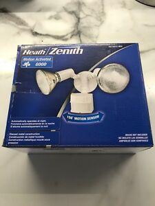 Zenith Motion Sensor Flood Light Brand New