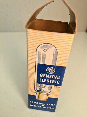 GE General Electric DGF 120V 500W Projector Lamp Projection Light Bulb