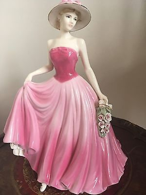 Coalport Figurine Perfect Rose