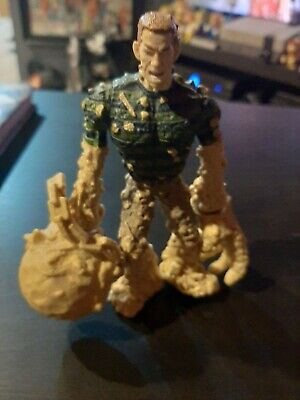 Marvel Legends Sandman 4 Inch spiderman 3