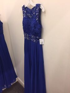 Bridesmaid dress size 7 perfect condition.