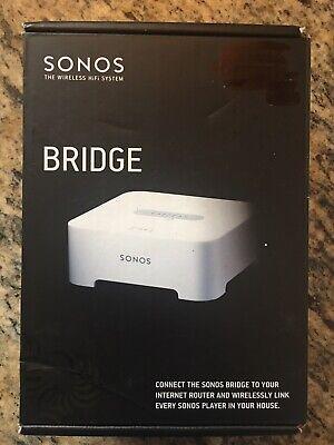 Sonos BRIDGE Wireless HiFi System V4.0 in Original Box - White