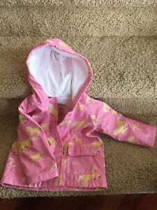 Hatley Raincoat- 12-18mths
