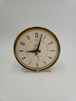 Vintage Westclox Big Ben Alarm Clock, Works -