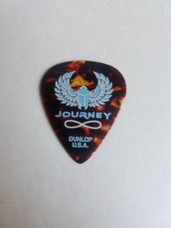 Neal Schon Journey Tour Issued Stage Used Guitar Pick