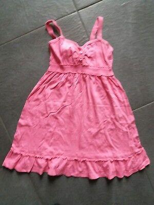 Tolles Sommer Kleid Mädchen  Gr. 128 gute Qualität wenig getragen