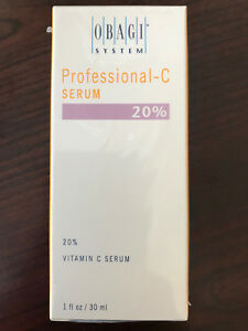 NEW in BOX Obagi Professional C-20% Vitamin C Serum 1 oz 30ml - FAST USA SHIP !