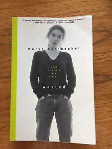 WASTED by Marya Hornbacher- a memoir