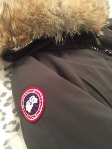 Just in time for winter real CANADA GOOSE jacket