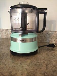 Kitchen aid mini food processor