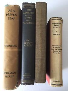 Books about Jewish history