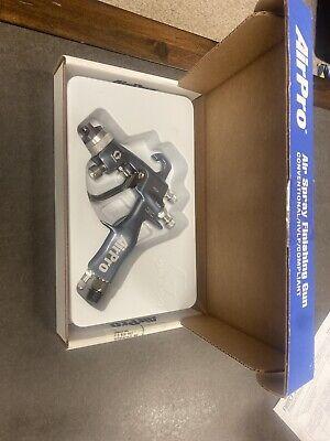 Graco 288977 Airpro Air Spray Pressure Feed Gun Hvlp .070 1.8 Made In Usa