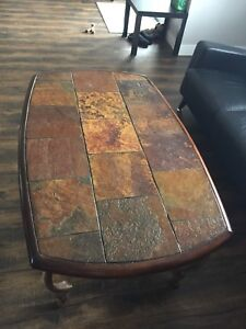 Living room table set 3 piece - Moving