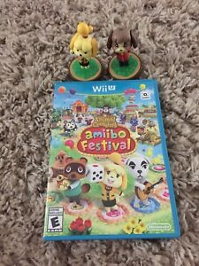 Animal Crossing Wii U Game