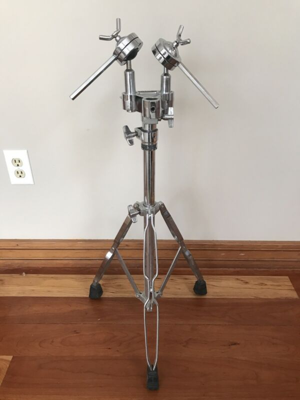 "YAMAHA 7/8"" 3-Hole Mount  receiver and Drum Cymbals Stand"