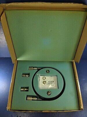 Brand New Fluke-700hth Hydraulic Test Hose Original Box Accessories