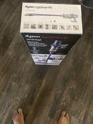 Dyson V10 Animal Cordless Vacuum Cleaner | Purple | New Sealed