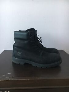 (NEED THESE GONE ASAP)TIMBERLAND BLACK BOOTS