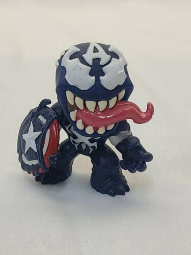 Funko Mystery Mini  Venomized Captain America