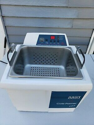 Cole-parmer 8893 8893-dth Ultrasonic Cleaner