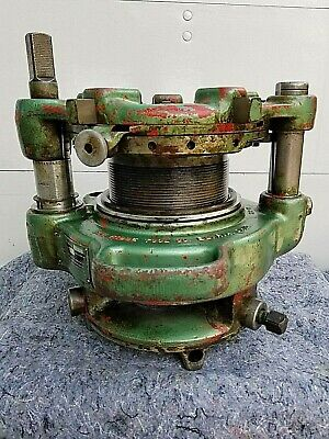 Rigid Model 141 Receding Gear Manual Pipe Threader