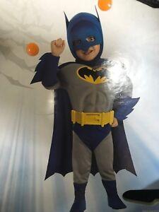 Toddler Batman Halloween Costume