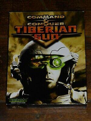 Command & Conquer Tiberian Sun (PC: Windows) Big Box for sale  Shipping to Nigeria