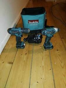 Makita 12V Cordless Combo Kit Ermington Parramatta Area Preview