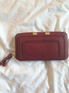 Authentic Chloe wallet