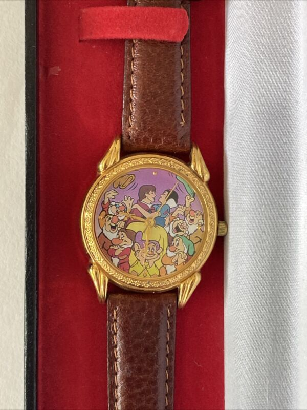 Disney's Snow White & The Seven Dwarfs Company D Limited to 350 Edition Watch