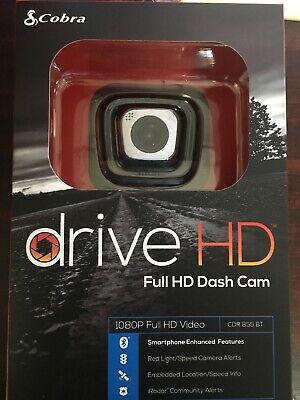 Cobra Drive HD Dash Camera
