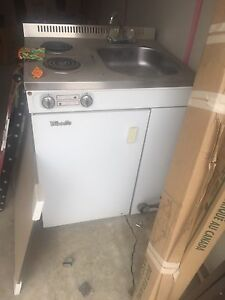 All in one appliance must sell before May 1st