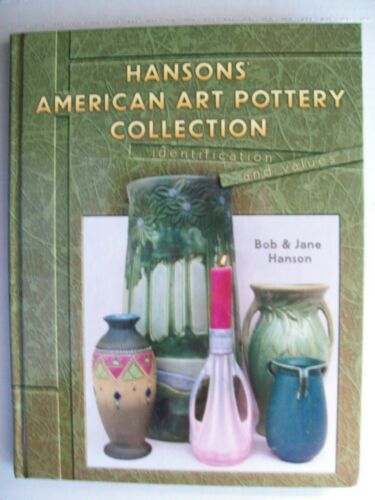 Art Pottery Price Guide Collector Book includes Muncie Rookwood Hull Brush McCoy