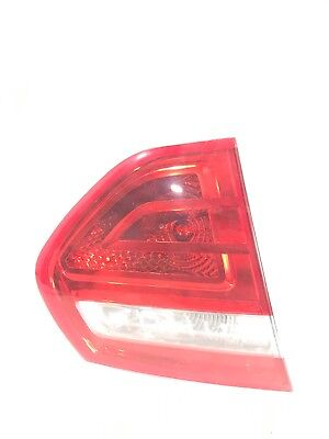CITROEN C4 PICASSO REAR LEFT TAIL LIGHT INNER 9653547777 GENUINE 2008