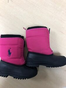 Polo Kids Winter Boots