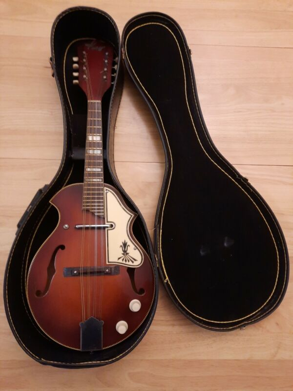 Kay Electric Mandolin